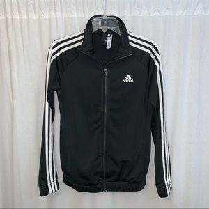 ADIDAS Men's Tricot Track Zip Up Jacket Size Small